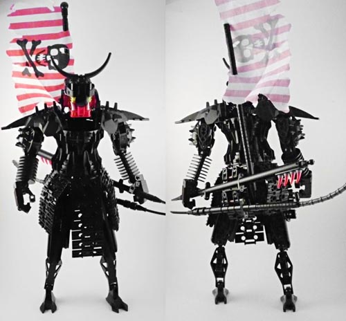 LEGO Samurai Warrior