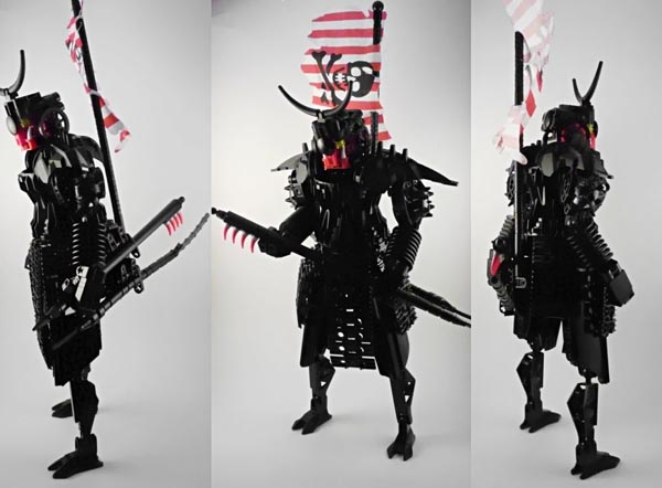 LEGO Samurai Warrior by Cameron G