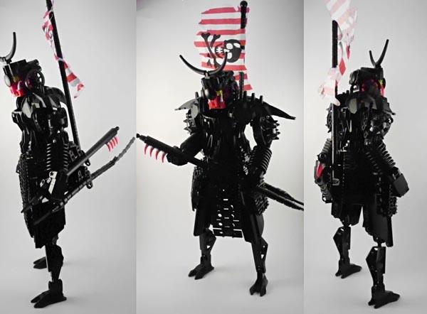 LEGO Samurai Warrior