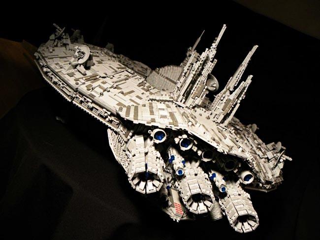 Lego Star Wars Trade Federation Droid Control Ship Gadgetsin