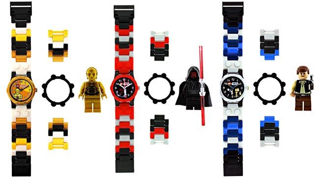 Prefer LEGO Star Wars Watch or the LEGO Minifigs | Gadgetsin