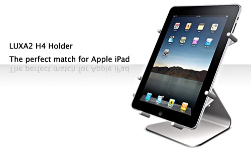 Luxa2 H4 Holder for Apple iPad