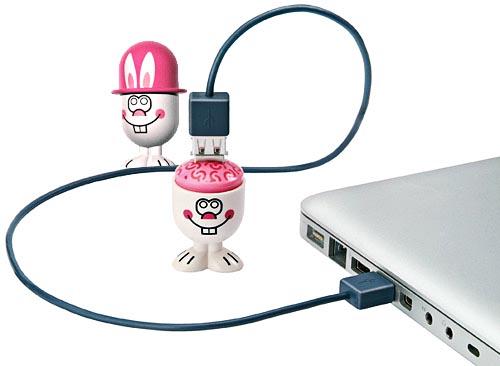 Buro Destruct MM Bunny USB Flash Drive
