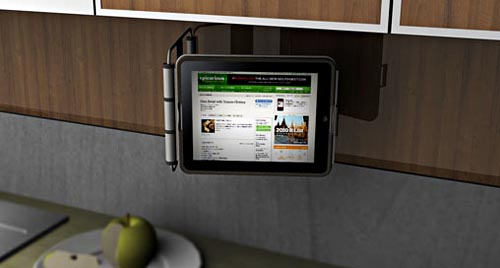 ModuIR iPad Case