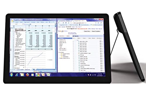 Panel USB portable monitor by MEDL Tech