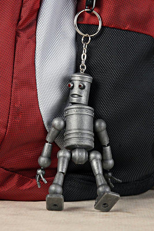 Humping Robot Keychain by SOTA Toy