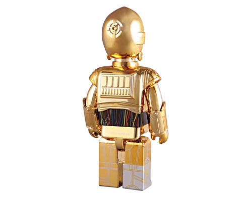 Medicom Toy Limited Edition Star Wars C-3PO Kubrick