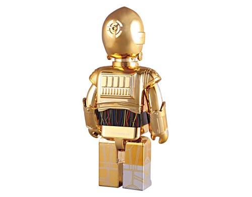 Medicom Toy Limited Edition Star Wars C-3PO Kubrick