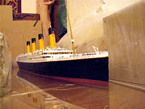 Ultimate Paper Craft 1/200 RMS Titanic