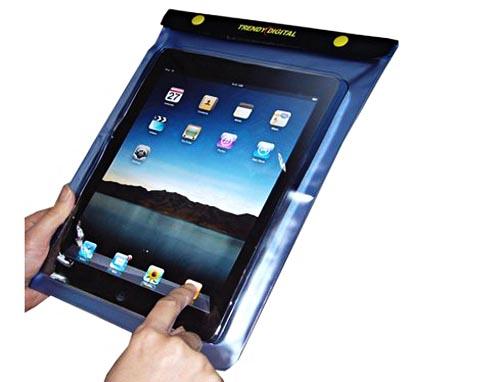 TrendyDigital WaterGuard Waterproof iPad Case
