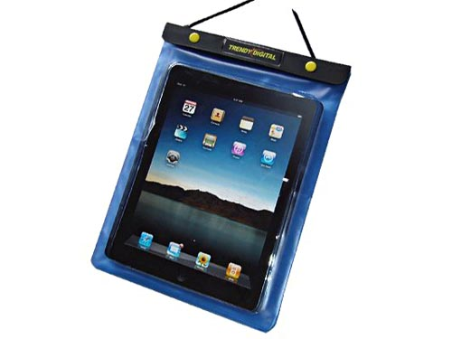 TrendyDigital WaterGuard Waterproof iPad Case