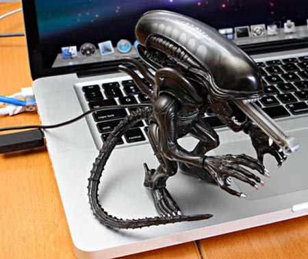 Alien USB PC Companion