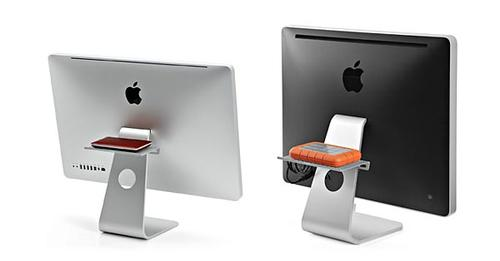 Twelve South BackPack for iMac and its gadgets