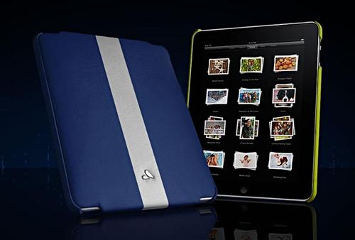 Vaja iPad Leather Case