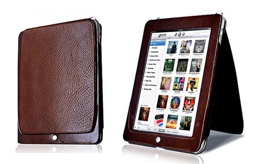 Padova leather iPad case by Orbino