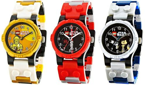 Prefer LEGO Star Wars Watch or the LEGO Minifigs