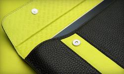 Vaja iPad Leather Case