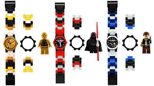 Prefer LEGO Star Wars Watch or the LEGO Minifigs