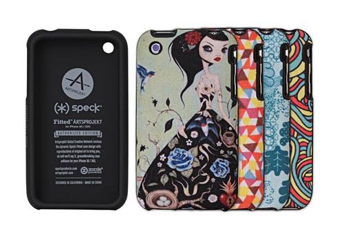 Speck Fitted Artsprojekt iPhone Case
