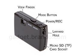 Thumb Size Digital Mini Camera