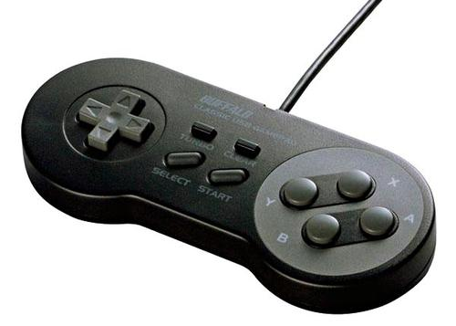 Retro USB Nintendo Super NES PC Game Pad