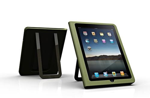Quirky Cloak iPad Case