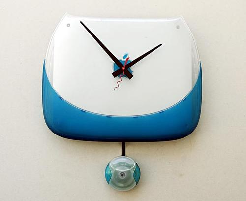 Apple iBook G3 Clamshell Clock