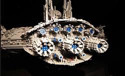 LEGO Star Wars Trade Federation Droid Control Ship