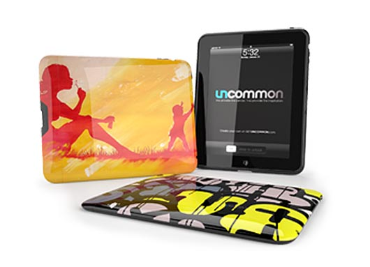 Customize iPad Case by Uncommon - iPad Capsule Case
