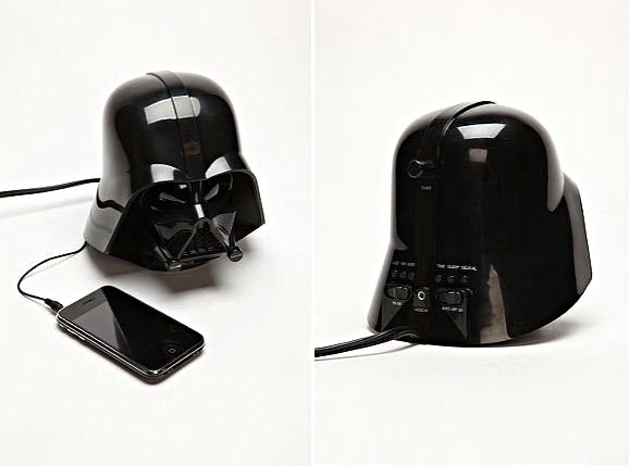 Darth Vader Alarm Clock for the Lazy Morning