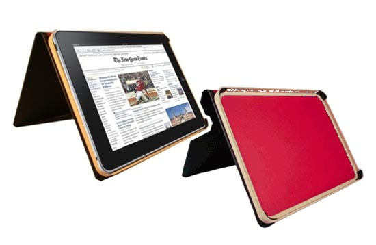 iPad DODOcase Inspired by Moleskine Journal