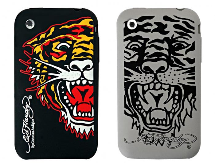 ED Hardy New iPhone Cases, Sleeves and Faceplates Source