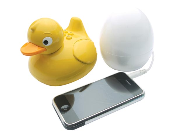 iDuck Waterproof Wireless Speaker