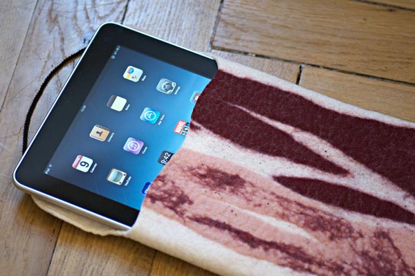 iPad Bacon Case
