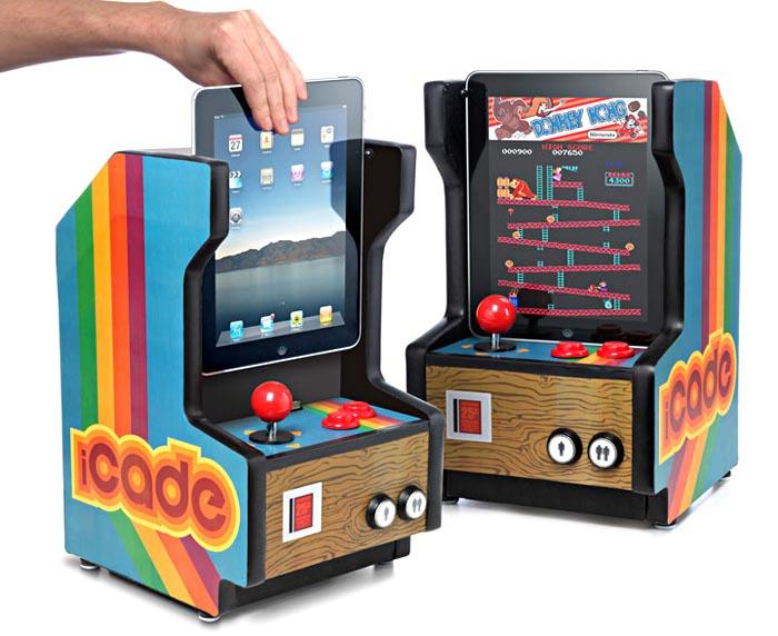 iCade Turns iPad into Arcade Cabinet | Gadgetsin