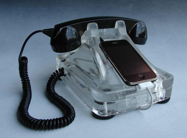 Rotary Phone Iphone Dock