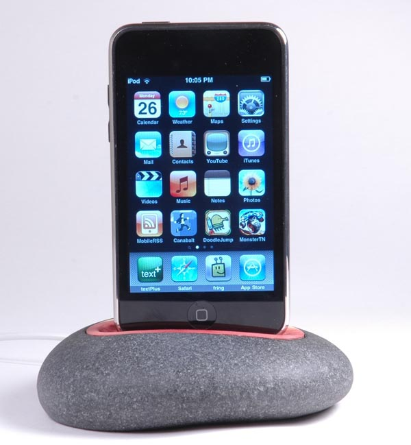 iRock Handmade iPhone Dock Hard Enough