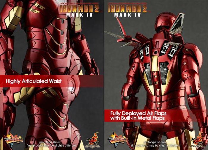 Iron Man Armor Blueprints Iron Man 2 Mark IV Act...