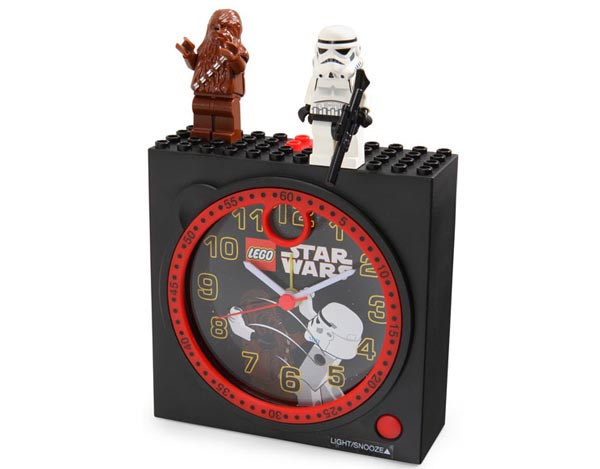 LEGO Star Wars Alarm Clock Not Only for Kids