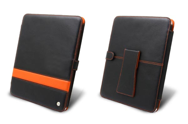Limited Edition iPad Leather Case by Melkco