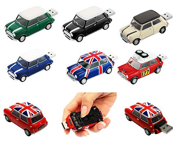 Mini Cooper USB Flash Drive