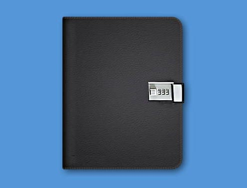 Security iPad Case locks your iPad with combination lock