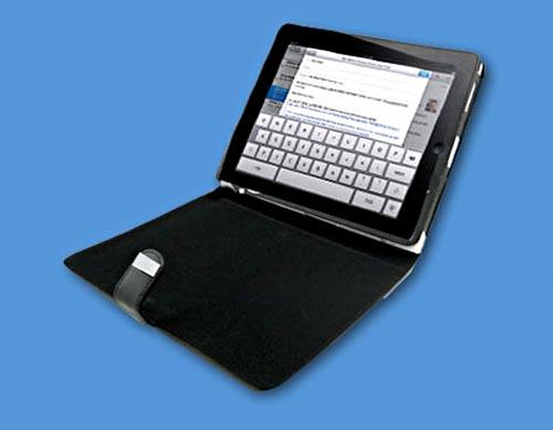 Security iPad Case locks your iPad with combination lock