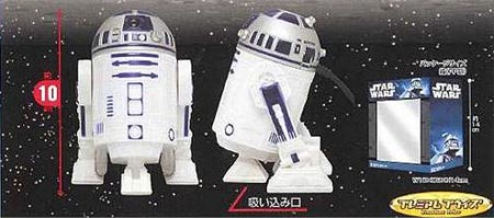 Star Wars R2-D2 USB Desktop Cleaner
