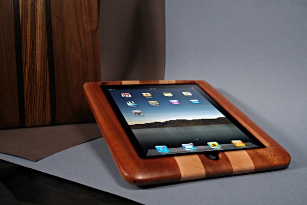 Substrata wooden iPad cases