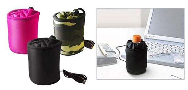 USB Beverage Cooler Bag