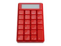 Funny Keyboard-shaped USB Calculator