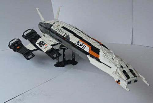 LEGO Mass Effect 2 SSV Normandy SR-2