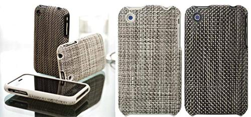 Chilewich Basketweave iPhone Case