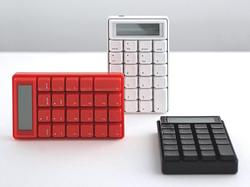 Funny Keyboard-shaped USB Calculator